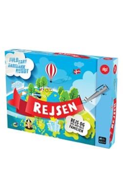 Spil - Rejsen  7312350124149