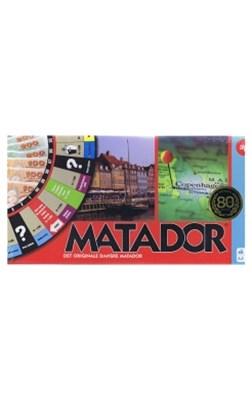 Spil - Matador  7312350127089