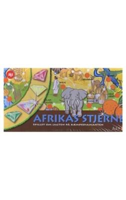 Spil - Afrikas Stjerne  7312350127096