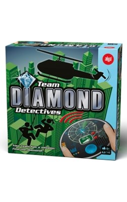 Spil - Team Diamond Detectives  7312350184167