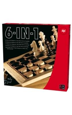 Spil - 6-i-1 Luksus  7312350189216