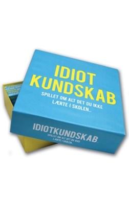 Spil - Idiotkundskab  7331672310023