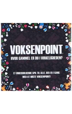 Spil - Voksenpoint  7331672310078