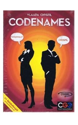 Spil - Codenames  7350065322221