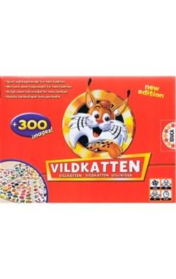 Spil - Vildkatten  8412668164383