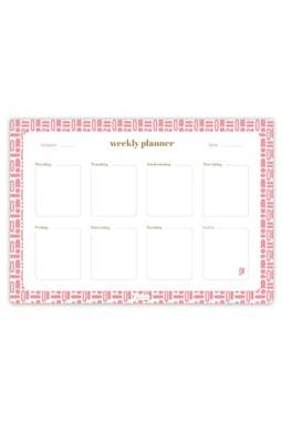 Ugekalender A3 - Desk planner, &anne  8718924519349