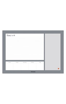 Ugekalender A4 - Desk Planner, vtwonen  8718924519882