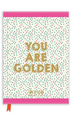 Rice Notesbog A5, You are golden  8718924520659