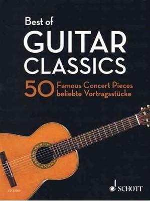 Best of Guitar Classics  9783795749729