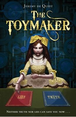 The Toymaker Jeremy de Quidt 9780552575003
