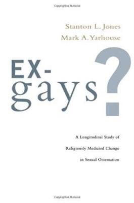 Ex-Gays? Stanton L Jones 9780830828463