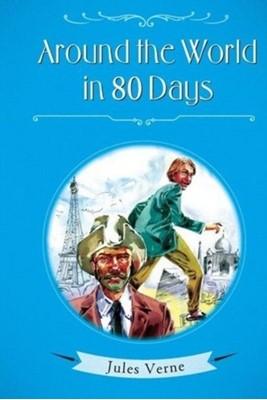 Around the World in 80 Days Jules Verne 9788131944530