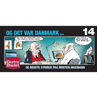 Og det var Danmark 14 Morten Ingemann 9788740042566