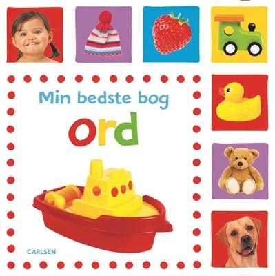 Min bedste bog: Ord  9788711904664