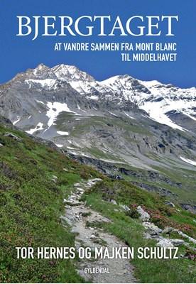 Bjergtaget Tor Hernes, Majken Schultz 9788702189810