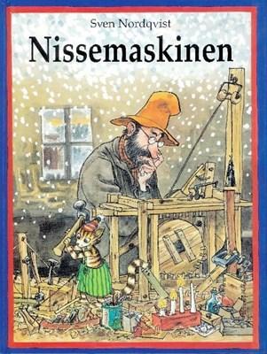 Nissemaskinen Sven Nordqvist 9788711389386