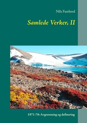 Samlede Verker, II Nils Faarlund 9788771887501