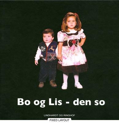 Bo og Lis Jonas Stampe, Andreas Refsgaard 9788711924709