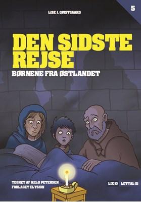 Den sidste rejse Lise J.  Qvistgaard 9788777199714