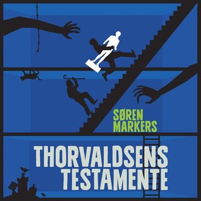 Thorvaldsens testamente Søren Markers 9788771800944