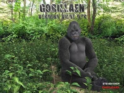 Gorillaen Steven Kinch 9788799744398