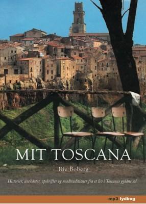 Mit Toscana Rie Boberg 9788711354384