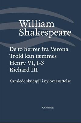 Samlede skuespil / bd. 1 William Shakespeare 9788702208207