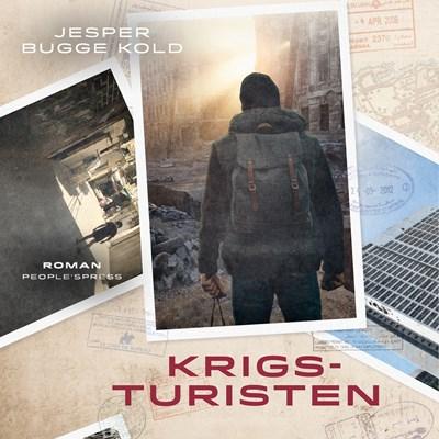 Krigsturisten Jesper Bugge Kold 9788772000121