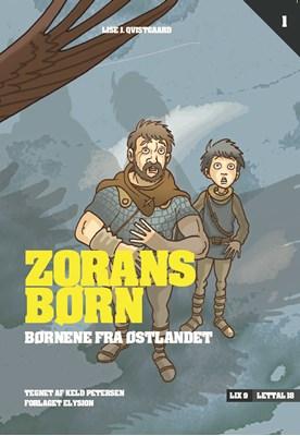 Zorans børn Lise J.  Qvistgaard 9788777199677