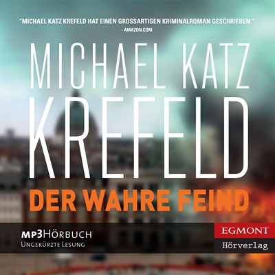 Der Wahre Feind Michael Katz Krefeld 9788711333167