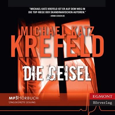 Die Geisel Michael Katz Krefeld 9788711335239
