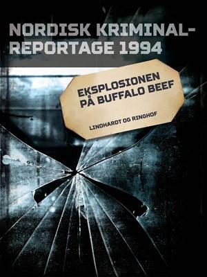 Eksplosionen på Buffalo Beef – Diverse 9788711845660