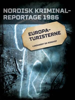 Europaturisterne Diverse Diverse 9788711844250