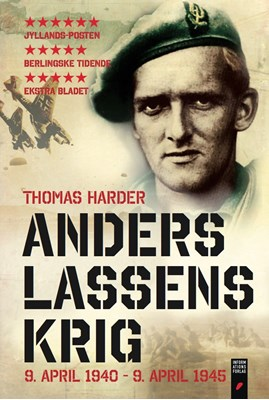 Anders Lassens krig Thomas Harder 9788711341261