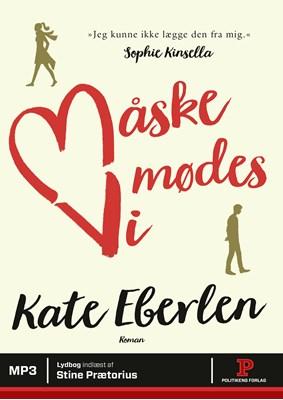 Måske mødes vi Kate Eberlen 9788740029161