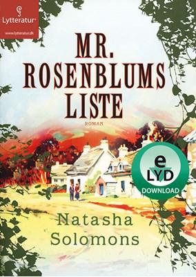 Mr. Rosenblums liste Natasha Solomons 9788771622393