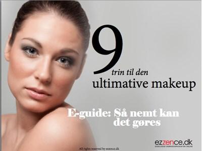 9 Trin den den ultimative Makeup Ezzence.dk 9788793118041