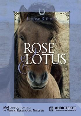 Rose og Lotus Louise Roholte 9788711455067