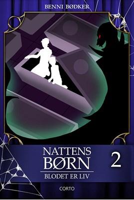Nattens Børn 2: Blodet er liv Benni Bødker 9788793107366
