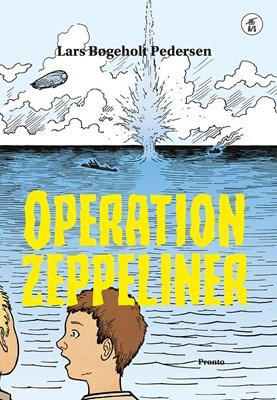 Operation zeppeliner Lars Bøgeholt Pedersen 9788793222052