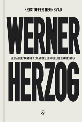 Werner Herzog Kristoffer Hegnsvad 9788771513820