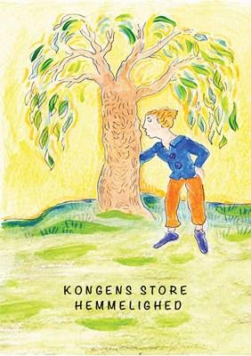 Kongens store hemmelighed Lillian Törnqvist, Musik  Harpstream Duo 9788797009024