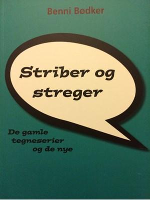 Striber og streger Benni Bødker 9788793107649