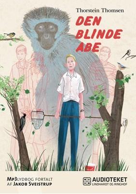 Den blinde abe Thorstein Thomsen 9788711510476