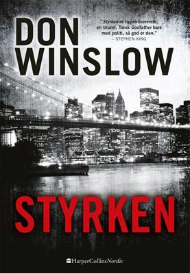 Styrken Don Winslow 9789150790139