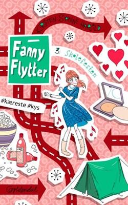 Fanny flytter 3 - Skolefesten Kirsten Sonne Harild 9788702172751