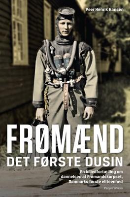 Frømænd Peer Henrik Hansen 9788772001326