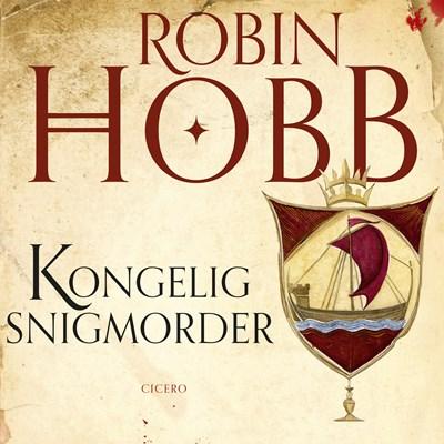 Kongelig snigmorder Robin Hobb 9788763853934