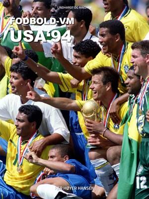 Fodbold-VM USA  94 Per Høyer Hansen 9788711689141