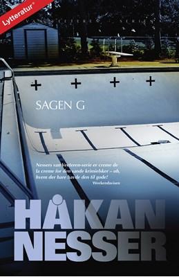 Van Veeteren, nr. 10: Sagen G Håkan Nesser 9788771899740